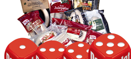 – Nordmenn fortjener bedre julepølser enn dette til julemiddagen