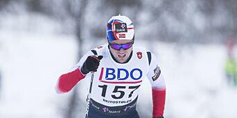 image: Nidobbelt (!) norsk i Skandinavisk cup