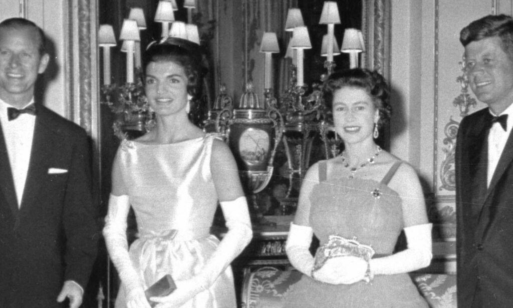 image: La virkelig prins Philip an på Jackie Kennedy?
