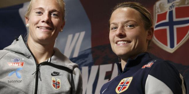 image: Gulbrandsen og Rønning gjenforenes i Kolbotn: - Dette har jeg drømt om