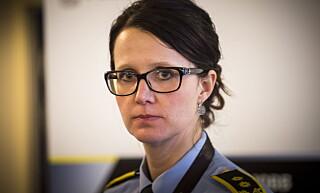 PÅTALEANSVARLIG: Politiadvokat Julie Dalsveen ved Innlandet politidistrikt. Foto: Lars Eivind Bones / Dagbladet