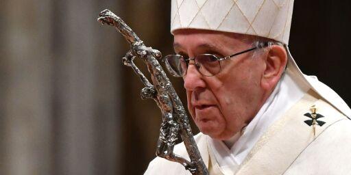 image: Den katolske kirke må ta i bruk lagt sterkere midler mot overgrep
