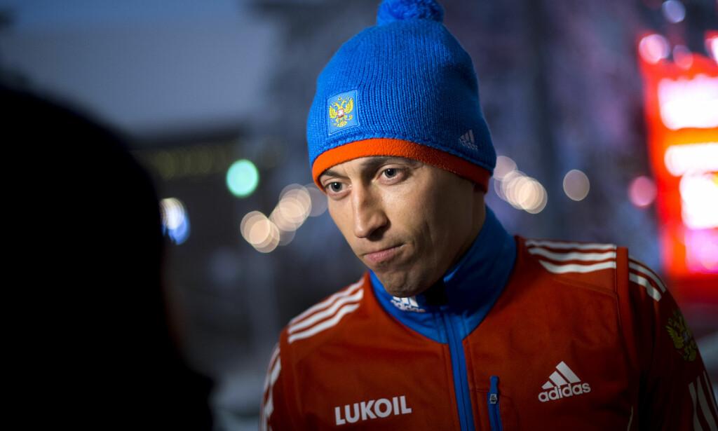 LEGGER OPP: I følge russiske skiledere blir ikke Alexander Legkov å se tilbake i skiløypa etter utestengelsen fra OL og verdenscup. Her fra før sesongstart i finske Ruka tidligere i vinter. Foto: Bildbyrån