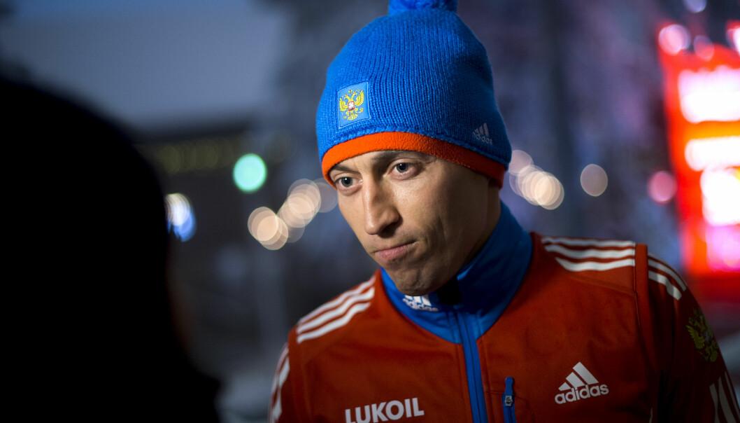 <strong>LEGGER OPP:</strong> I følge russiske skiledere blir ikke Alexander Legkov å se tilbake i skiløypa etter utestengelsen fra OL og verdenscup. Her fra før sesongstart i finske Ruka tidligere i vinter. Foto: Bildbyrån