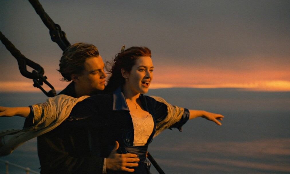 <strong>TITANIC 20 ÅR:</strong> Det mangler ikke på kreative teorier om historien til Rose og Jack. FOTO: Titanic