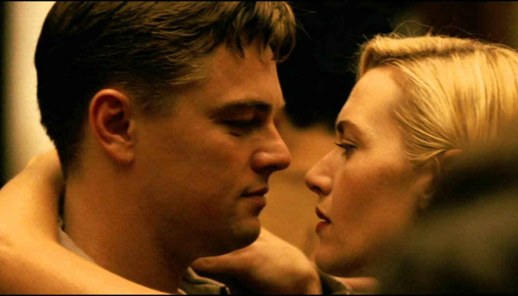 <strong>OM HAN OVERLEVDE:</strong> Mange mener «Revolutionary Road» er historien om hvordan det ville gått, om Jack overlevde Titanic. Foto: Revolutionary Road