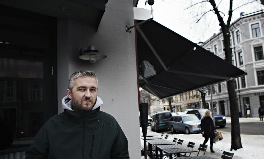 METOO: Medieprofilen Aleksander Schaus 24 twittermeldinger utløste et skred av metoo-saker i medie- og kulturbransjen. Foto: Frank Karlsen.