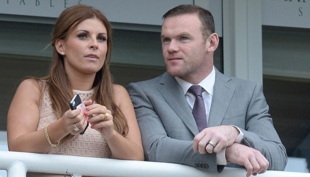 TURBULENT: Wayne Rooney og kona Coleen Rooney har gjennomgått noen intense måneder. Nå snakker han ut. Foto: Pa Photos