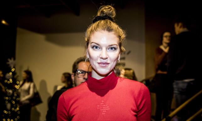 «FARMEN KJENDIS»: Maiken Wahlstrøm Nilssen jobber som modell. Foto: Christian Roth Christensen / Dagbladet.