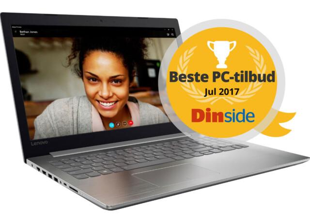 d15eb8e5 Seks PC-er mellom 3.500 og 4.000 kroner - De beste PC-tilbudene til jul  2017 - DinSide