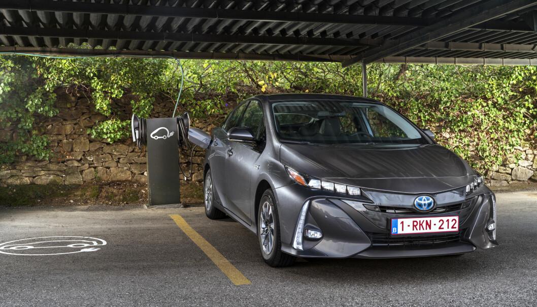 Toyota snur - her er deres nye elbil-satsing