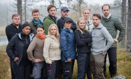 «DØDENS TJERN»: TVNorge-satsningen møtte dårlig kritikk og dødsdårlige seertall. Foto: TVNorge