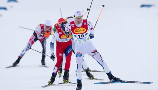 <strong>BEST I VERDEN:</strong> 17 år etter verdenscupdebuten er det nå Jan Schmid som leder verdenscupen sammenlagt. Foto: NTB Scanpix