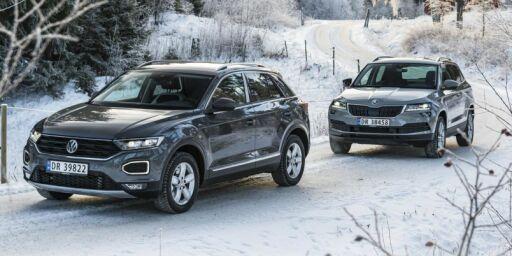 image: Vi har testet Skoda og VWs nye familiefavoritter