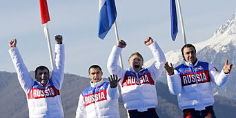 image: Ny russisk bobfører OL-utestengt på livstid