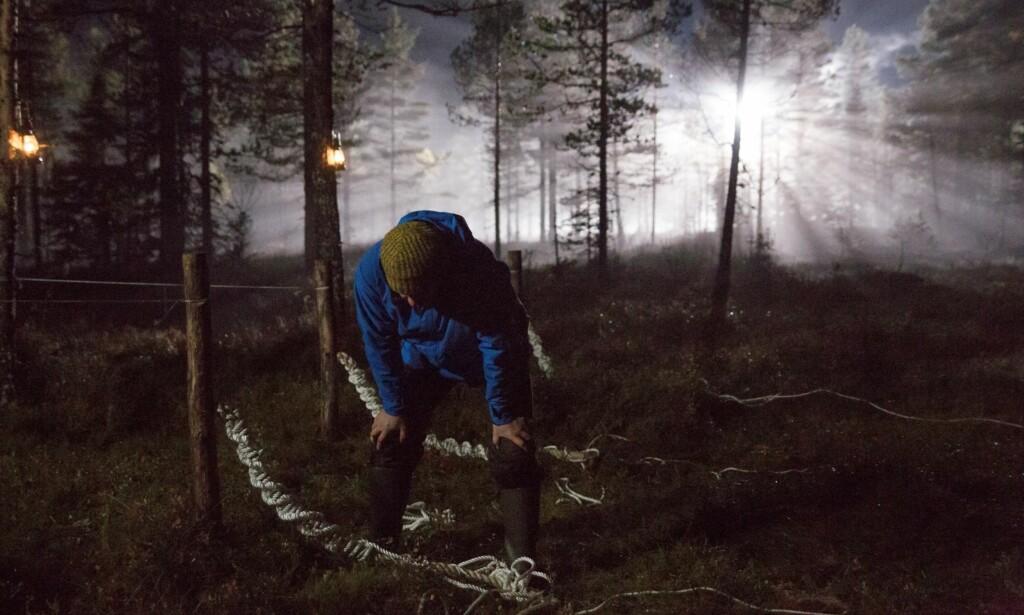 TATT AV SKJERMEN: «Dødens tjern» ble tatt av skjermen etter fem episoder på grunn av lave seertall. Foto: Ole Haug / TVNorge