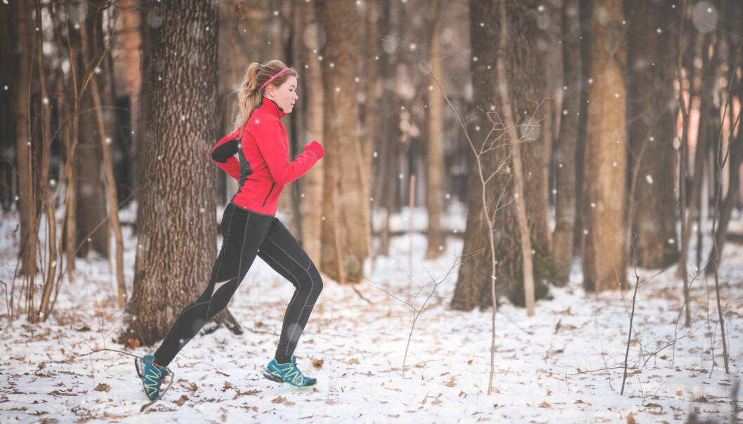 <strong>TRENE HJERTET:</strong> Hjertetrening er bra for helse. FOTO: NTB Scanpix