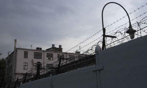 image: Her sitter spionsiktede Frode fengslet