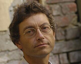 PROFESSOR: Iver B. Neumann. Foto: Jarl Fr. Erichsen / SCANPIX