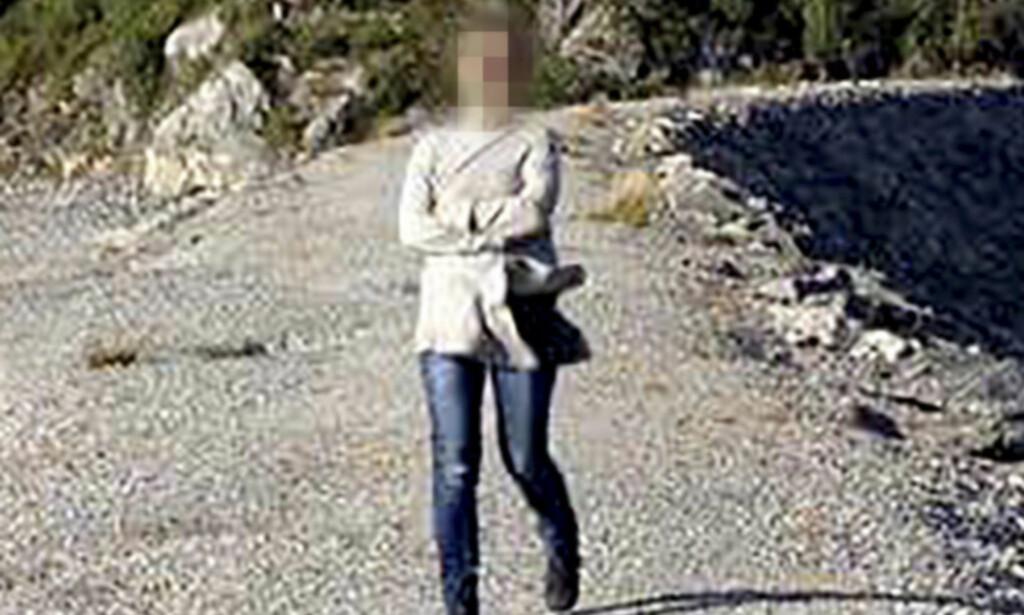 SIKTET: Kvinnen (42) er siktet for drap på sin far og sin tidligere samboer. Foto: Privat