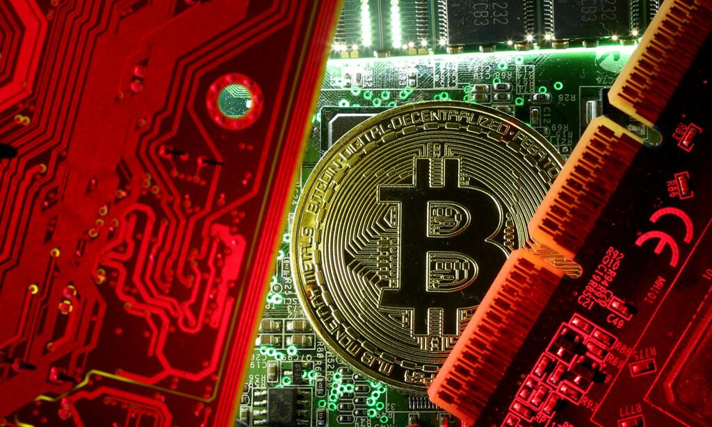 LURT: Flere kunder er blitt rundlurt i bitcoin-svindel, melder Sparebank 1 SR-bank. Foto: REUTERS/Dado Ruvic/File Photo