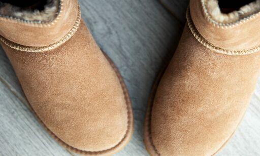 image: Mente eksklusive Ugg-støvler var tøfler, ble nektet adgang til loungen