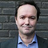 FORBUNDSLEDER: Kost- og ernæringsforbundets leder, Arnt Steffensen, har store forventninger til regjeringens eldrereform.