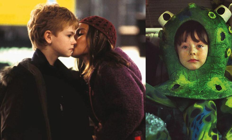 «LOVE ACTUALLY»: Selv de små rollene i den kjente julefilmen «Love Actually» blir husket av mange. I år er det 15 år siden innspillingen av filmen, og barna som er med er blitt voksne i 2017. Foto: NTB Scanpix