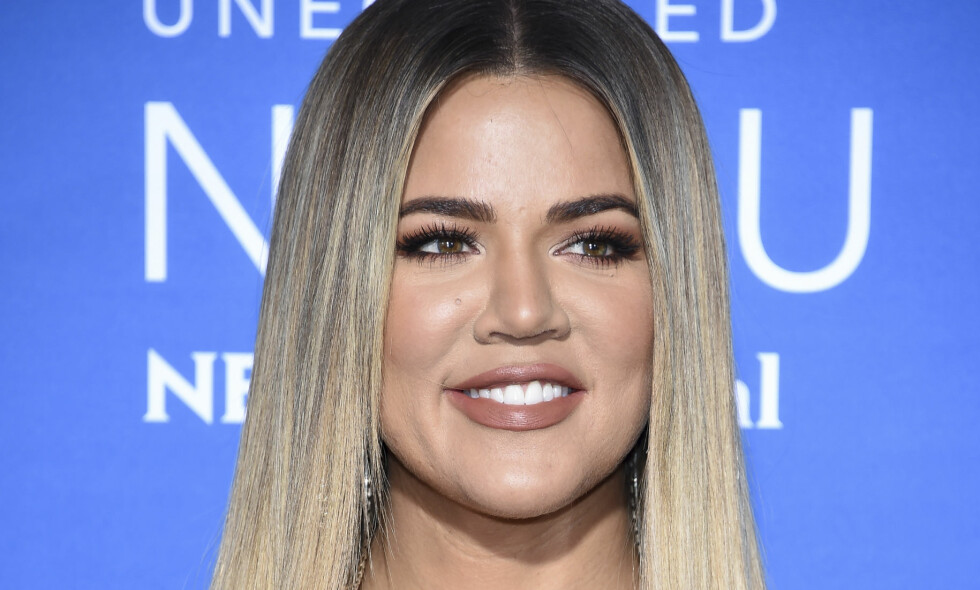 GRAVID: Siden september har det versert rykter om at Khloe Kardashian skal ha barn med kjæresten Tristan Thompson. Nå bekrefter hun graviditeten selv. Foto: Evan Agostini / NTB Scanpix
