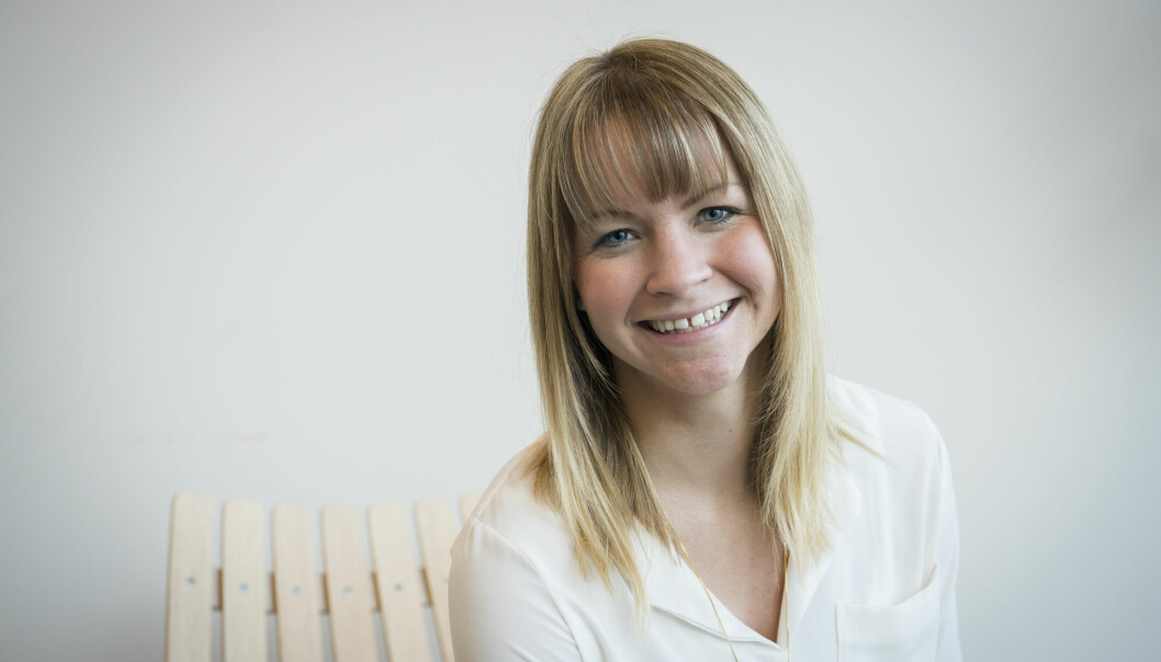 EKSPERTEN: Klinisk ernæringsfysiolog hos Tine, Anne Marie Skjølsvik. FOTO: Privart