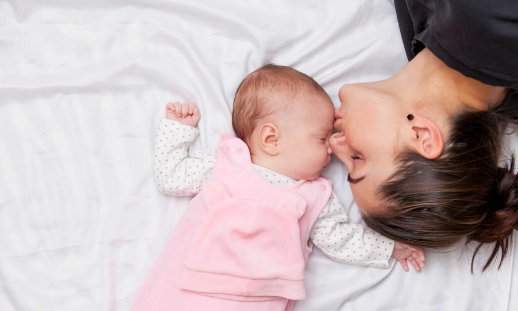SPISE MORKAKE: Å spise morkaken etter fødsel sies å skulle kunne redusere risikoen for fødselsdepresjoner, men det er per nå lite forskning som kan si det samme. FOTO: NTB Scanpix