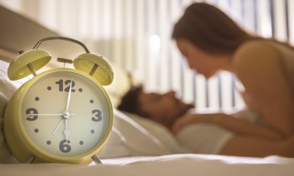 EN IDÉ Å AVTALE TID? Et vanlig scenario blant ektepar som sliter med seksuallivet er at han sier hun «aldri» har lyst på sex, mens hun sier han «alltid» har lyst på sex. Ingen av dem har rett. Foto: Shutterstock/Scanpix