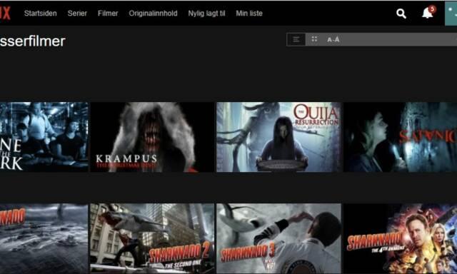 4e794d03 Netflix i Norge - Nordmenn får nesten minst Netflix for pengene ...