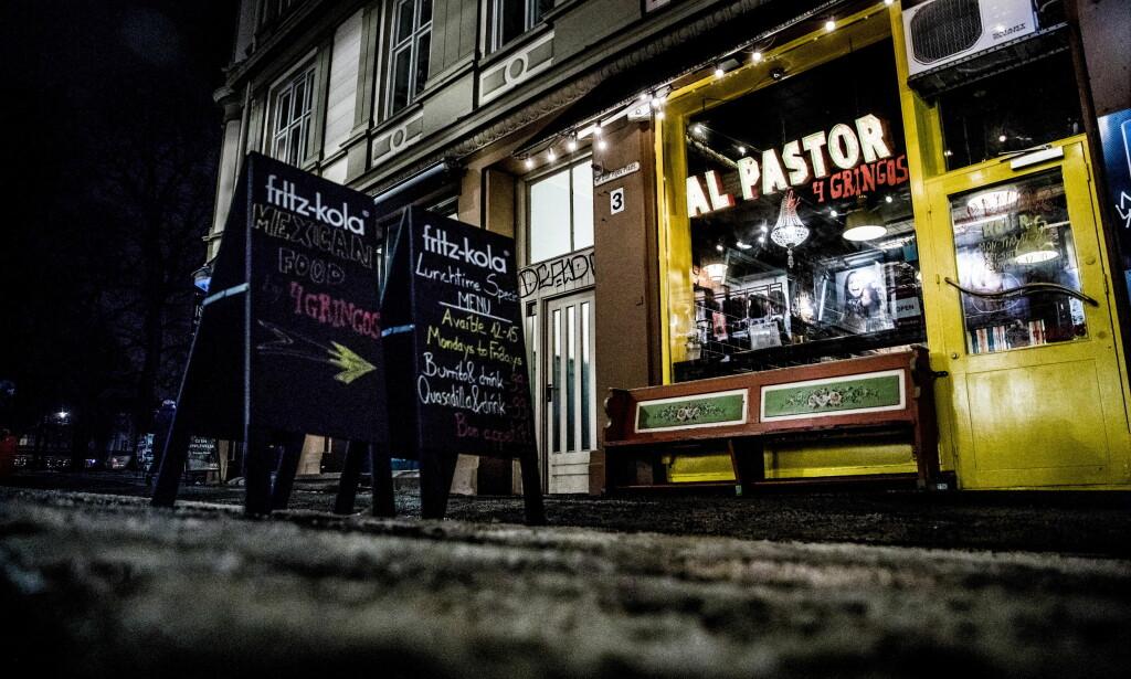 AL PASTOR: Mer autentisk meksikansk mat til folket på Grünerløkka. Foto: Christian Roth Christensen / Dagbladet