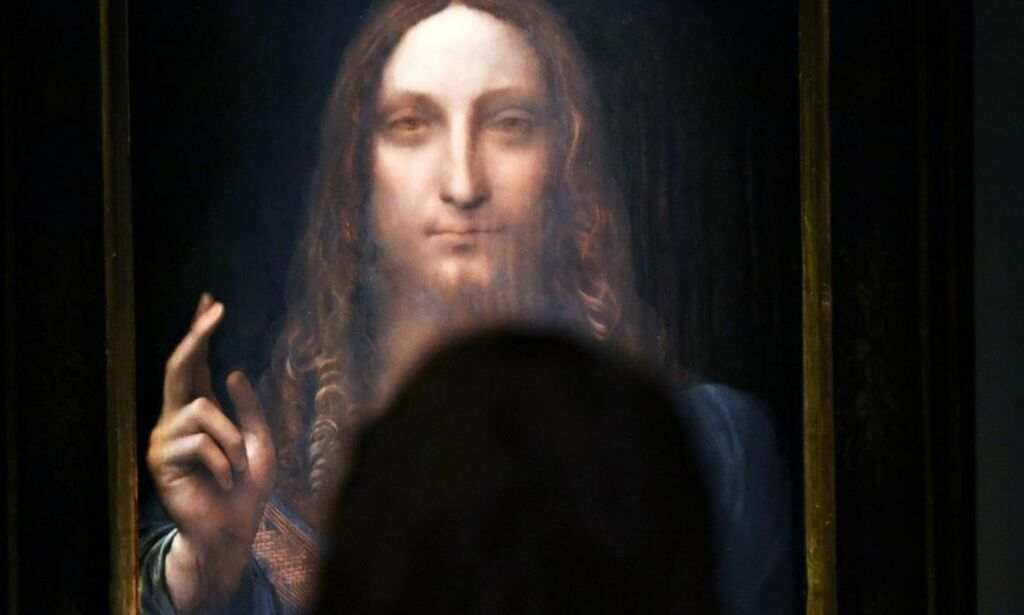 image: Da jeg møtte Jesus på Ark Byporten