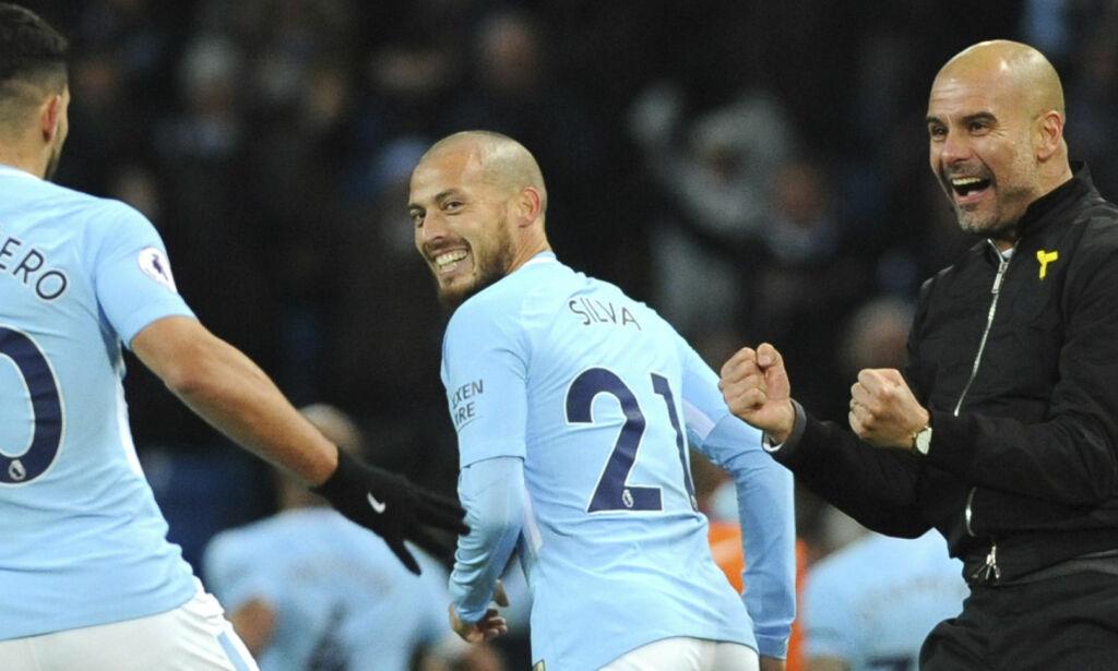 image: Suverene Manchester City kan knuse rekorder: Spurs er nærmere sisteplass enn førsteplass