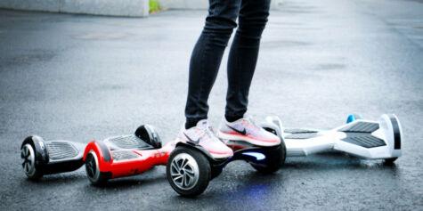 image: Nå blir små elektriske kjøretøy sidestilt med sykkel