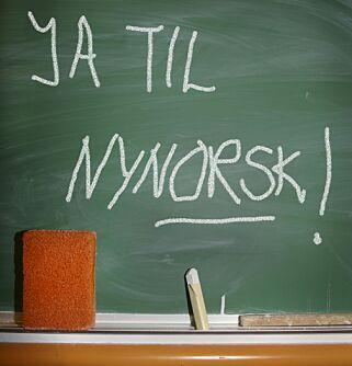 image: Norsk = bokmål og nynorsk