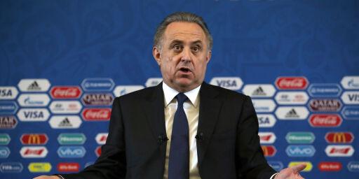 image: Livstidsutestengt av IOC - nå er han tilbake i russisk fotballs ledelse