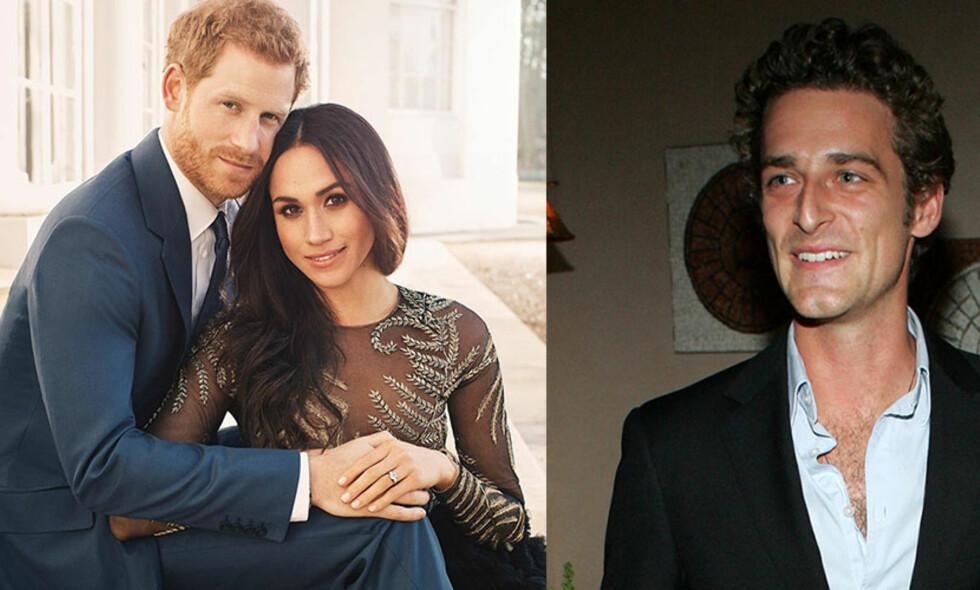 FORLOVELSESBILDENE: De nye forlovelsesbildene av Meghan Markle og prins Harry er tatt av en prins. Foto: Alexi Lubomirski / Kensington Palace / NTB Scanpix