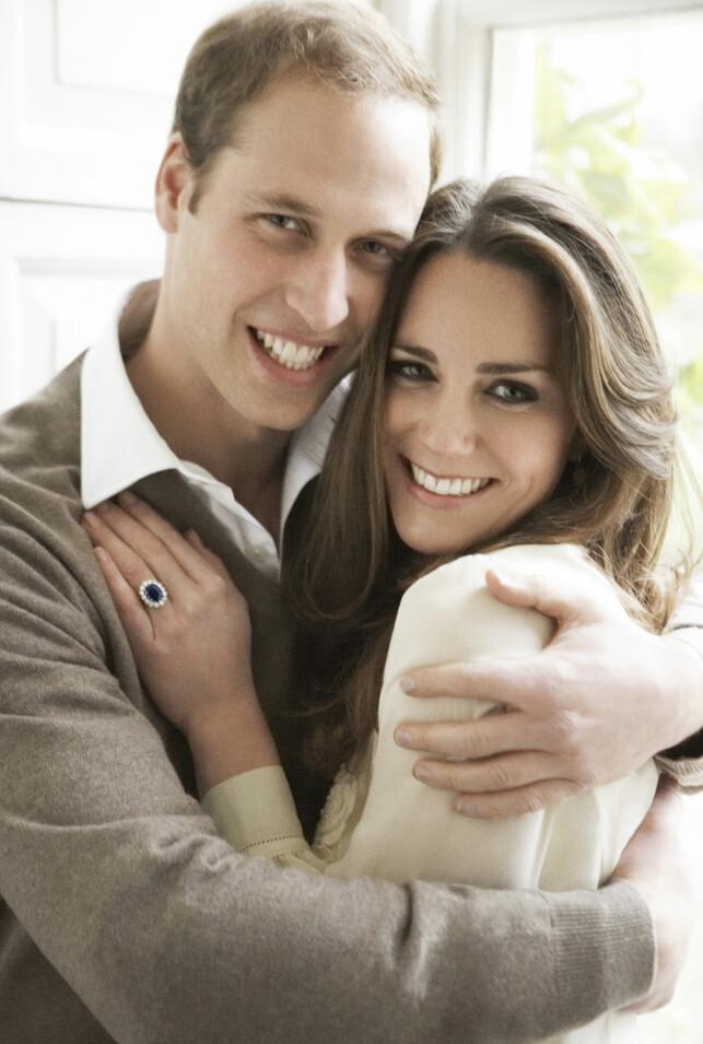 ANERKJENT: Mario Testino har blant annet fotografert prins William og hertuginne Kate, en portrettserie han fikk internasjonal oppmerksomhet for. Bildet er fra 2010. Foto: Mario Testino, AFP, NTB scanpix
