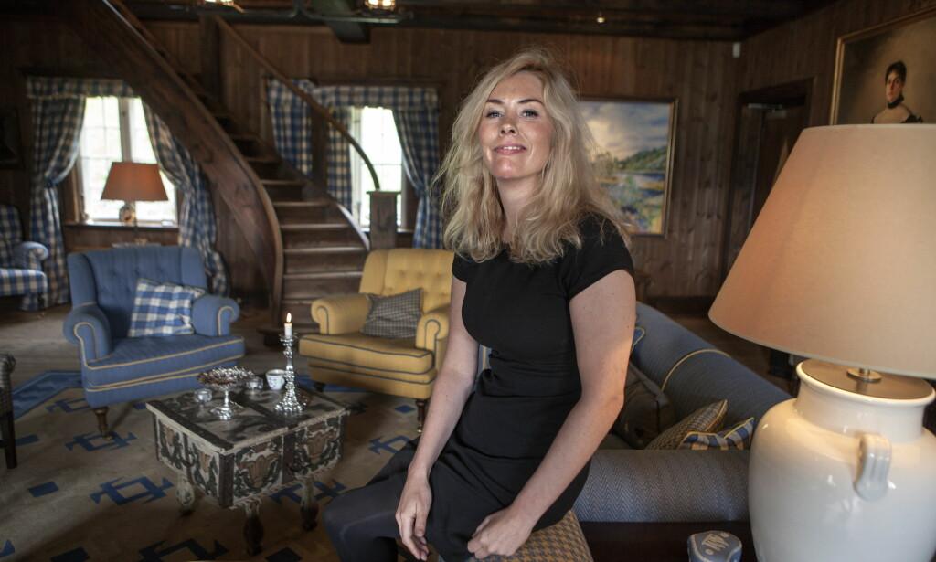 ÅRETS NAVN: Skaperen bak NRK-serien «Skam», Julie Andem, er nominert til «Årets navn» i Dagbladet. FOTO: Anders Grønneberg