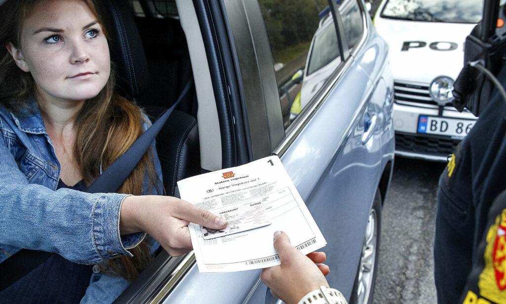 image: Endring fra 2019: Slik er reglene for prikker på førerkortet