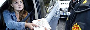 Slik er reglene for prikker på førerkortet