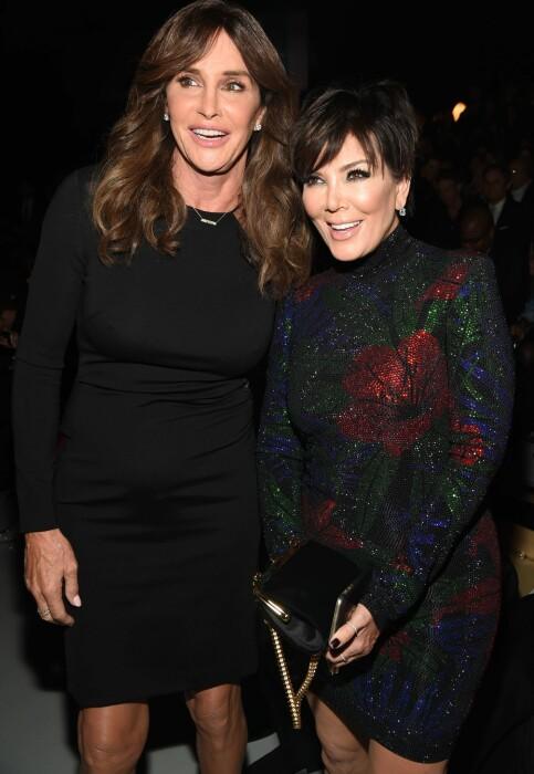 KALD KRIG: Caitlyn og Kris Jenner har ikke hatt det enkleste året bak seg. Foto: Steve Eichner/WWD/REX Shutterstock, NTB scanpix