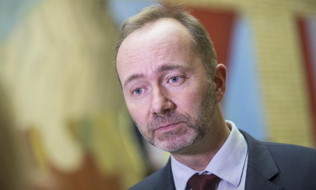 image: NÅ: Ap mener Giske har brutt partiets etiske regelverk
