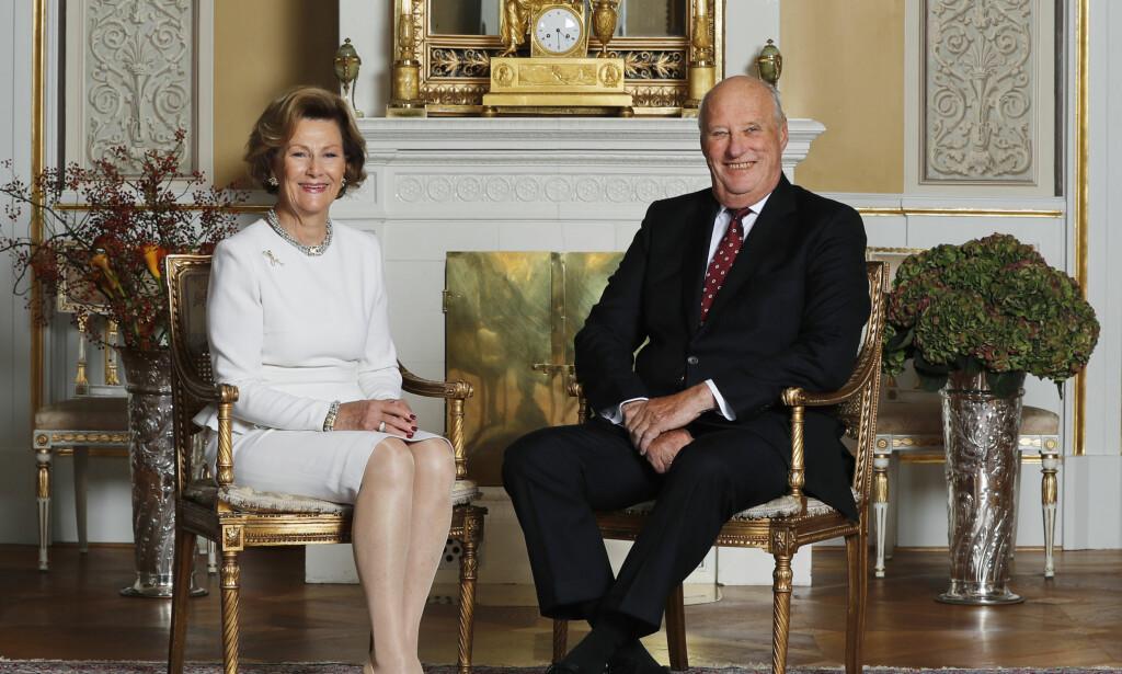 kongefamilien klar tale fra dronningen om alle feiringene nok er nok se og h r. Black Bedroom Furniture Sets. Home Design Ideas