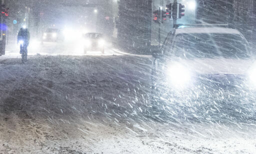 image: Store nedbørsmengder ventet i Sør-Norge