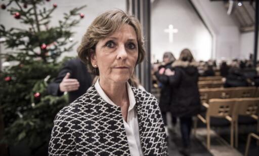 TAUS: Bærums ordfører Lisbeth Hammer Krog (H) har ikke svart på Dagbladets henvendelser i dag. Foto: Lars Eivind Bones / Dagbladet