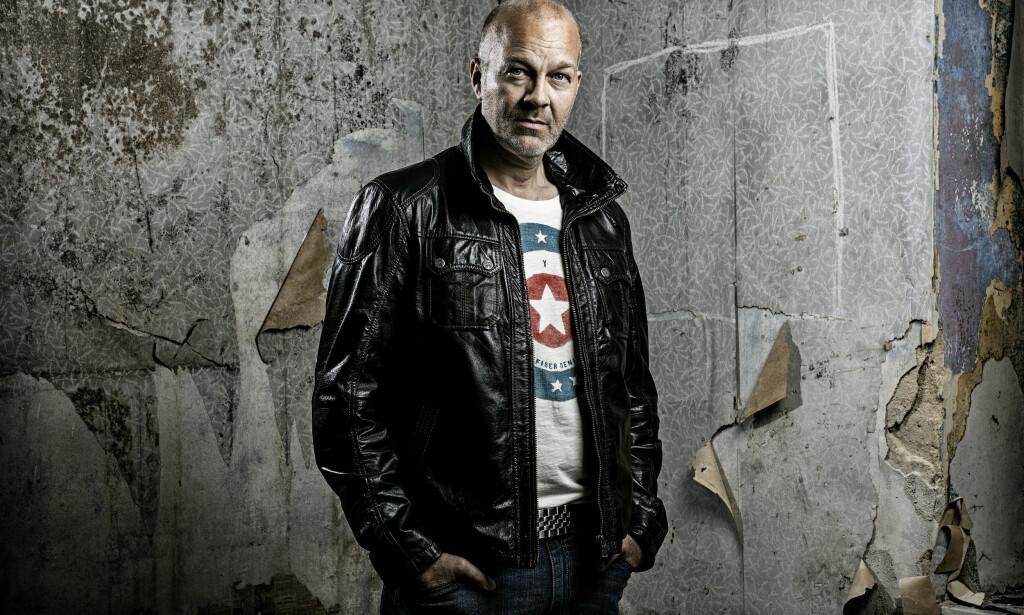 FILMPLANER: Jens Henrik Jensen har for lengst solgt filmrettighetene til sin nye trilogi. Foto: ASCHEHOUG / RED STAR PHOTO